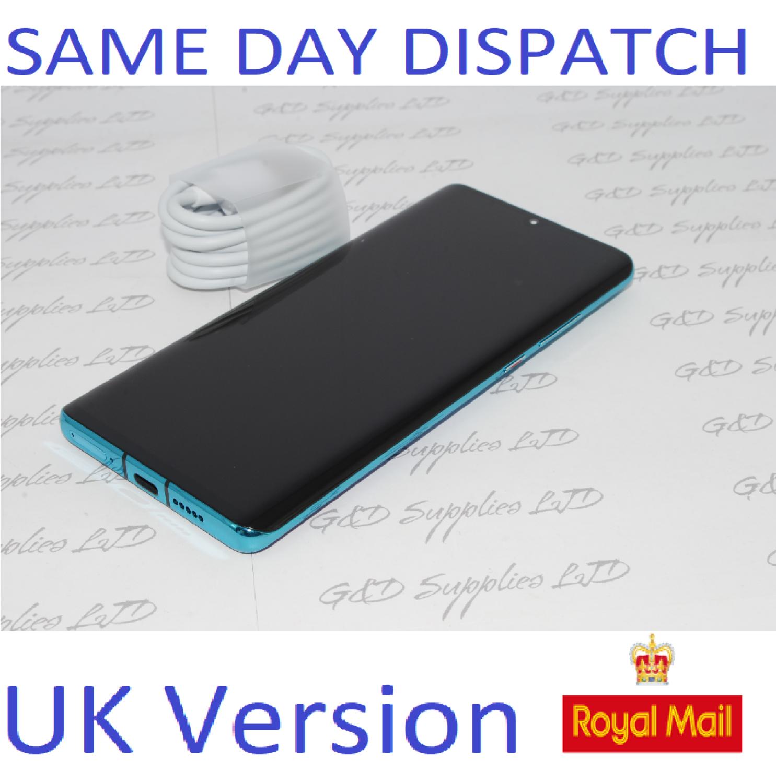 Huawei P30 PRO Single-SIM 128GB Aurora Single Sim 8GB UNLOCKED UK Version NO BOX #