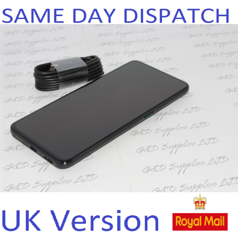 Oppo Reno 10x Zoom - 256GB 4G Black (Unlocked) Smartphone Dual Sim UK version NO BOX