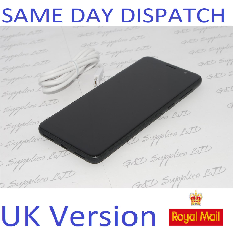 Alcatel 1X 2019 5008Y Sim Free Unlocked 4G Black Smartphone unlocked  NO BOX UK STOCK