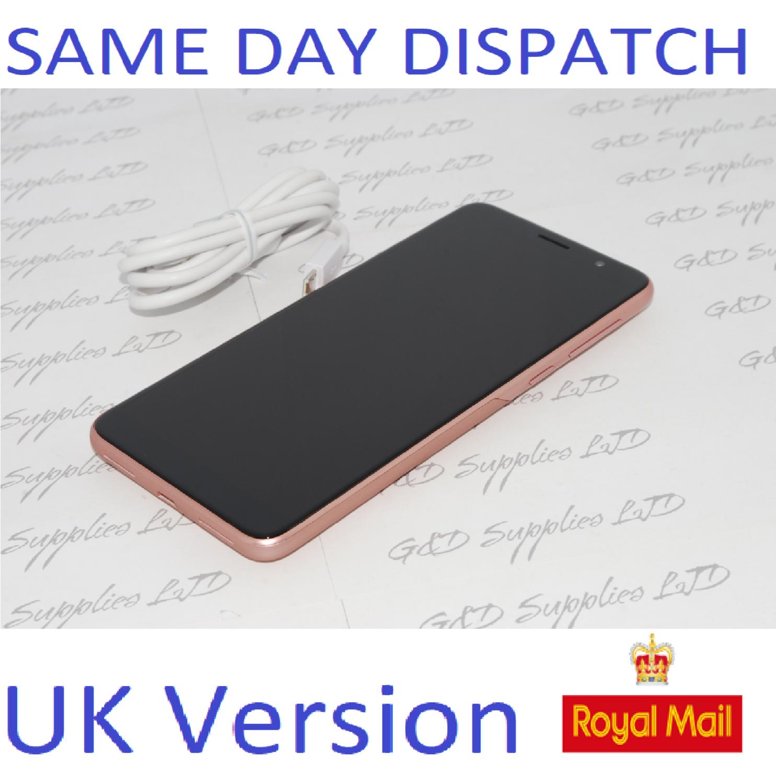 Alcatel 1X 2019 5008Y Sim Free Unlocked 4G Rose Smartphone unlocked  NO BOX UK STOCK