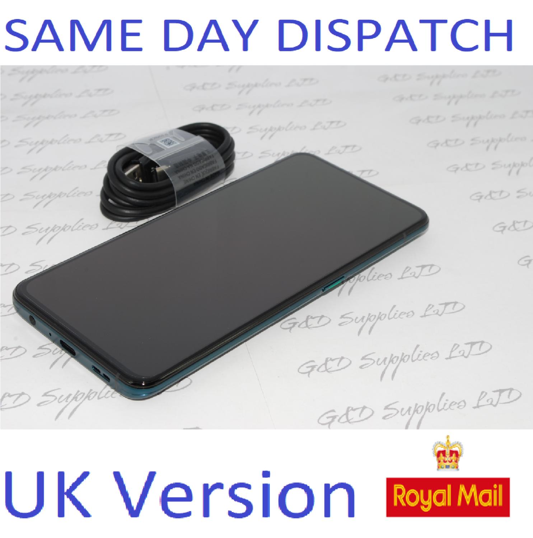 OPPO RENO CPH1917 DUAL SIM 256GB 6GB RAM GREEN UNLOCKED UK version NO BOX