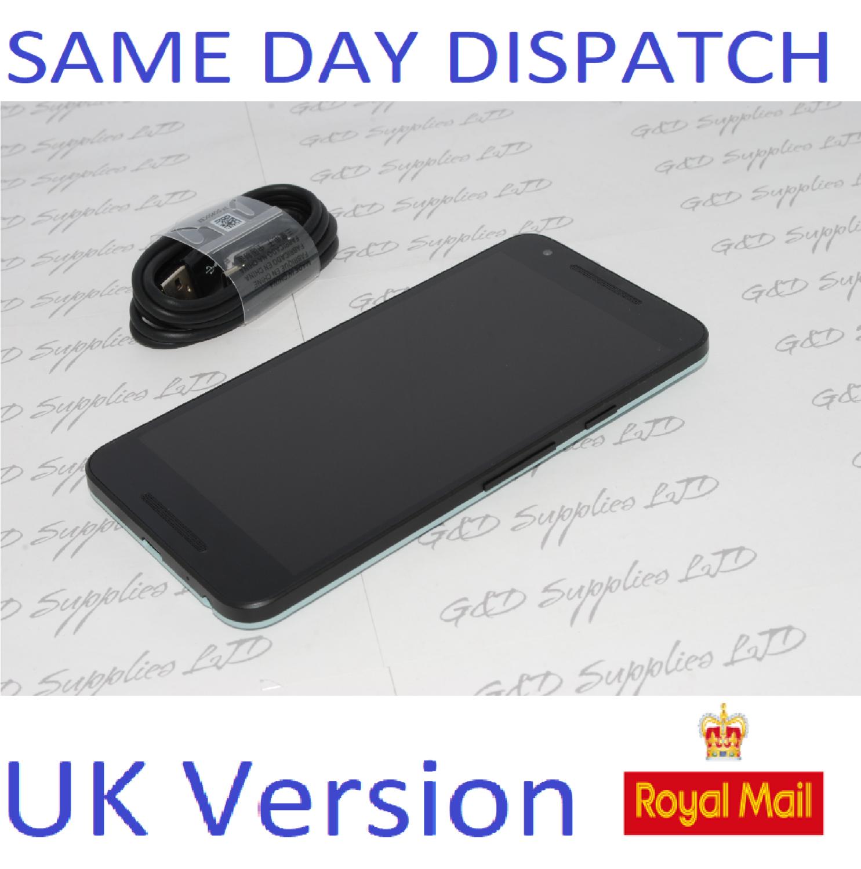 LG Nexus 5X Android Unlocked Fingerprint Smartphone Blue NO BOX