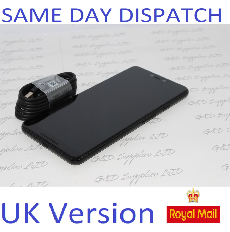 Google Pixel 3 XL 128GB - Black (Unlocked) Smartphone UK STOCK NO BOX
