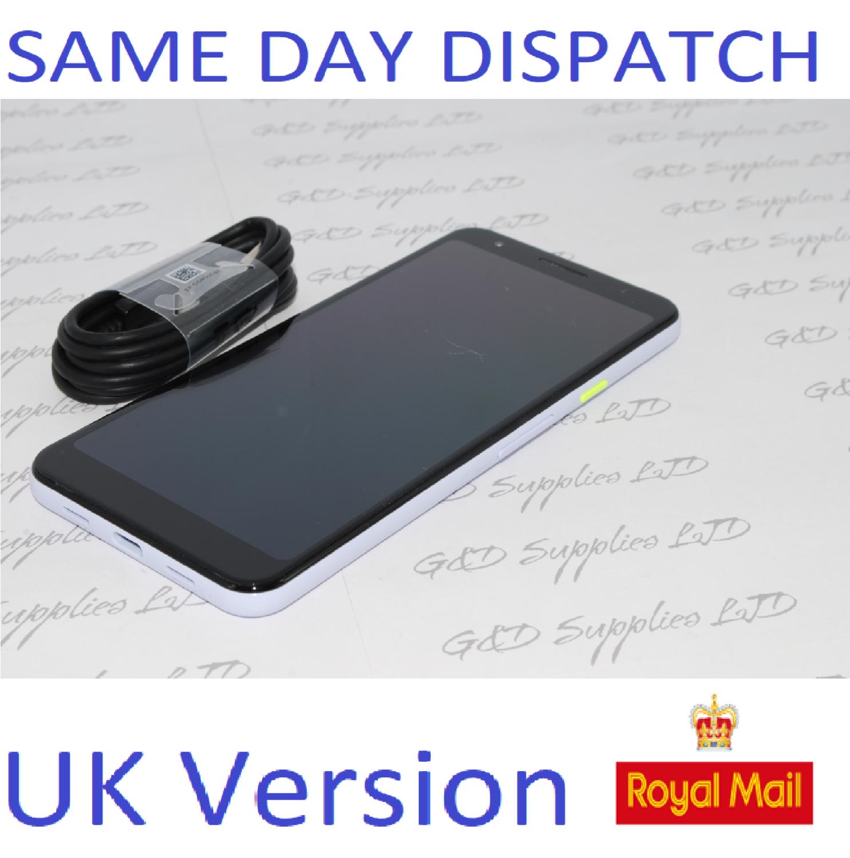 Google Pixel 3a 5.56 Inch 64GB 4GB Android Mobile Unlocked Phone -  Purple-ish UK version NO BOX