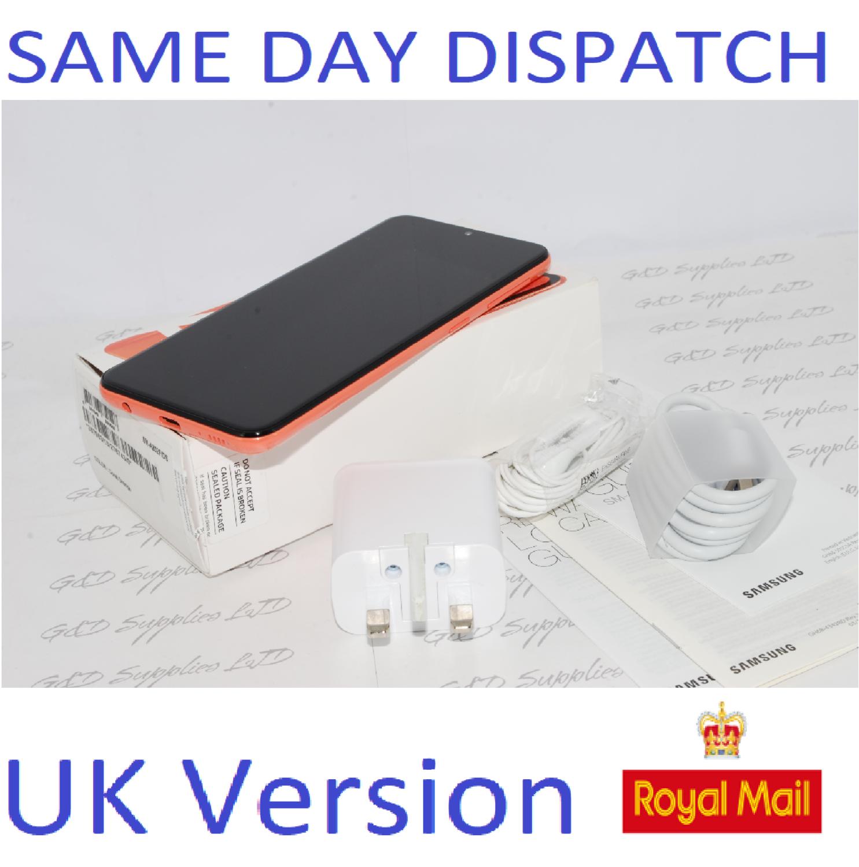 Samsung Galaxy A20e ORANGE Dual Sim 4G Unlocked  dual SIM NFC Smartphone  UK Version #