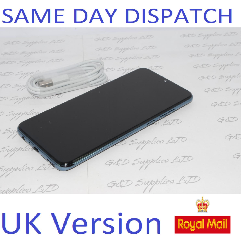 Huawei Honor 20 Lite Black 128GB Dual Sim 4G Android 9.0   UNLOCKED NFC Sim UK version NO BOX