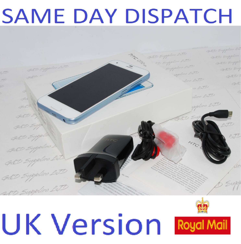 HTC One A9S 32GB AQUA SILVER Unlocked Smartphone  UK STOCK #
