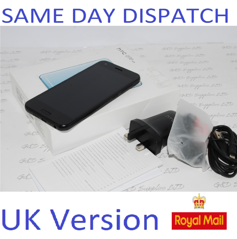 HTC One A9S 32GB Black  Unlocked Smartphone  UK STOCK #