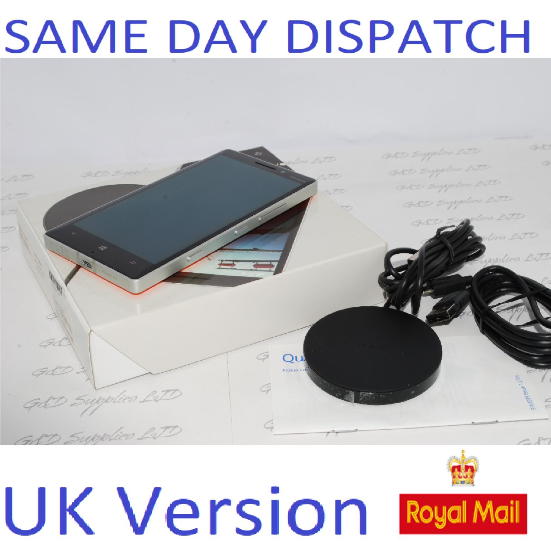 Nokia Lumia 930 - 32GB Orange SINGLE SIM SMARTPHONE Unlocked  3G UK STOCK #