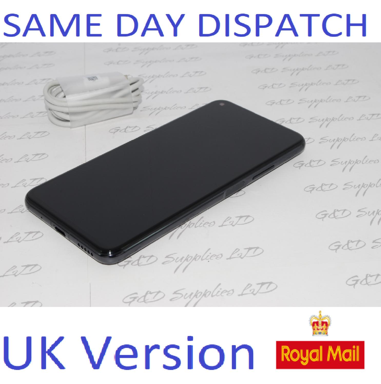HONOR 20 Black 128GB / 6GB RAM Android Dual-SIM 4G Unlocked Huawei  UK version NO BOX