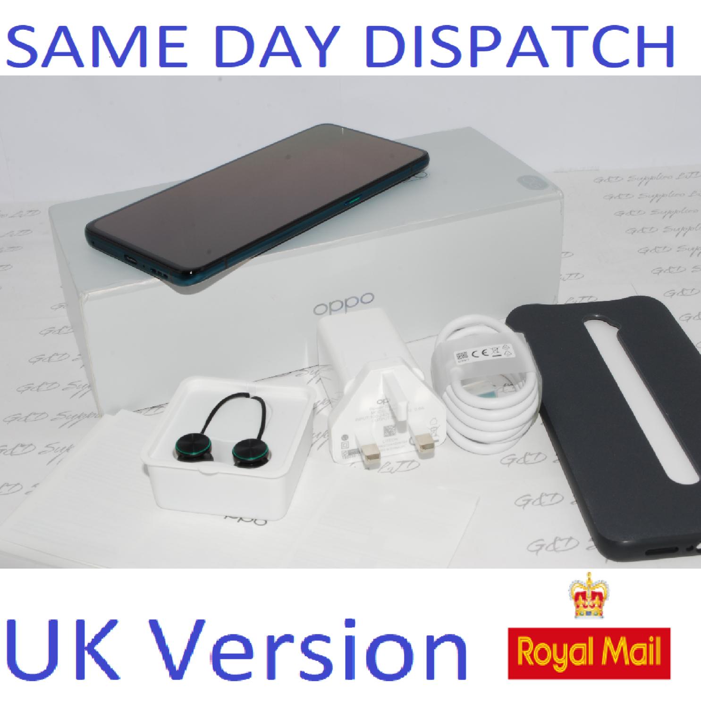 Oppo Reno 10x Zoom 256GB 5G CPH1921 Green (Unlocked) Smartphone single sim UK version #