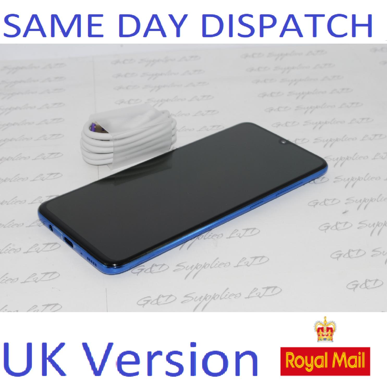 SAMSUNG GALAXY A70 SM-A705F 128GB 2019 4G Blue NFC Dual Sim UNLOCKED  UK Version NO BOX #
