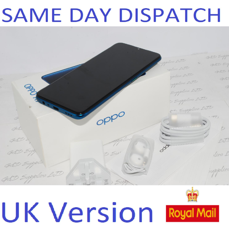 OPPO A9 2020 Green 4GB RAM 128GB Quad Camera Dual Sim Unlocked UK version #