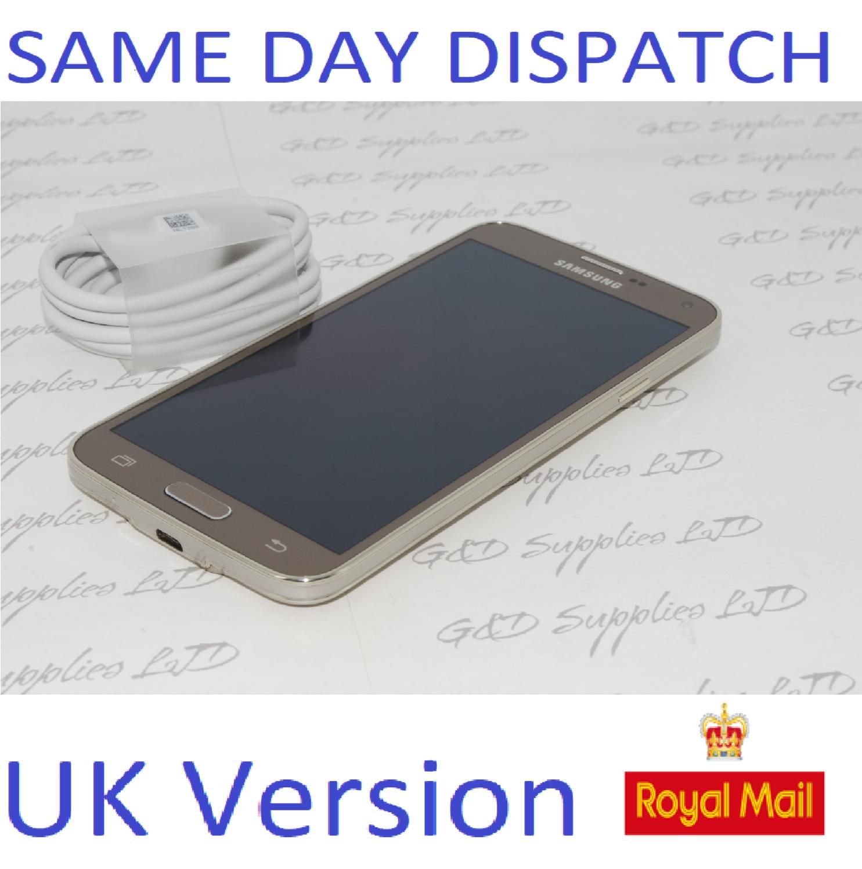 Samsung Galaxy S5 Neo SM-G903F - 16GB UNLOCKED GOLD UK Version no box