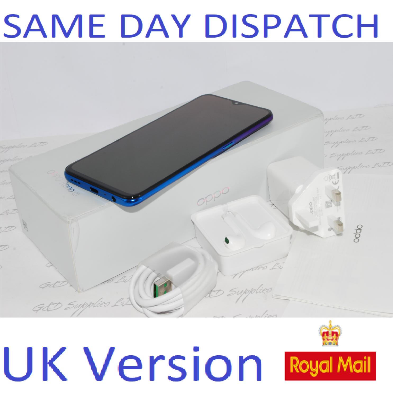 OPPO Reno  Z Dual-SIM CPH1979 4GB Ram 128GB Purple Unlocked SIMFree UK version #