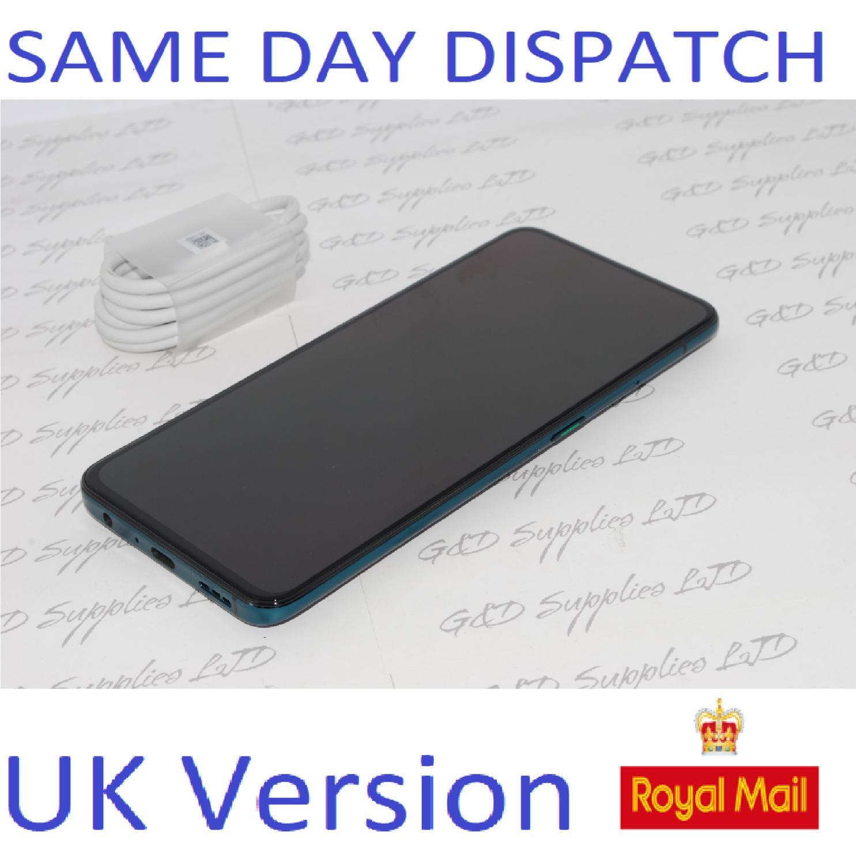 OPPO Reno 2 Dual-SIM CPH1907 8GB Ram 256GB Blue  Unlocked SIMFree NO BOX UK version