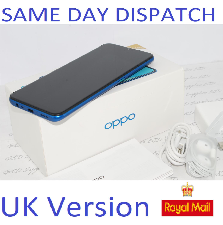 OPPO A9 2020 Purple 4GB RAM 128GB Quad Camera Dual Sim Unlocked UK version #