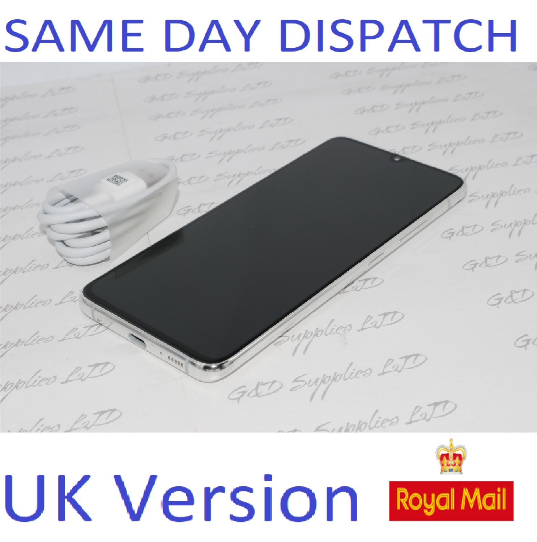 SAMSUNG GALAXY A90 5G SM-A908B UNLOCKED 6GB RAM 128GB White UK Version BO BOX