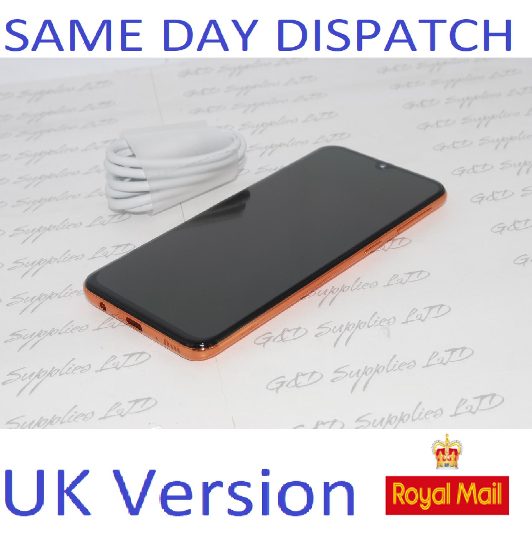 SAMSUNG A40 SM-A405F 64GB 2019 4G LTE DUAL SIM CORAL NFC Unlocked  UK Version NO BOX