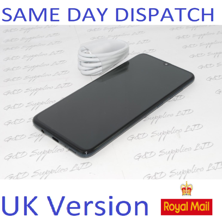 SAMSUNG GALAXY A70 SM-A705F 128GB 2019 4G black NFC Dual Sim UNLOCKED  UK Version NO BOX #