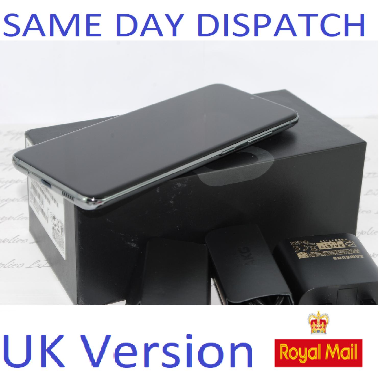 Samsung Galaxy S20 5G SM-G981B/DS 128GB 12GB Cosmic Grey Dual Sim unlocked  UK Version #