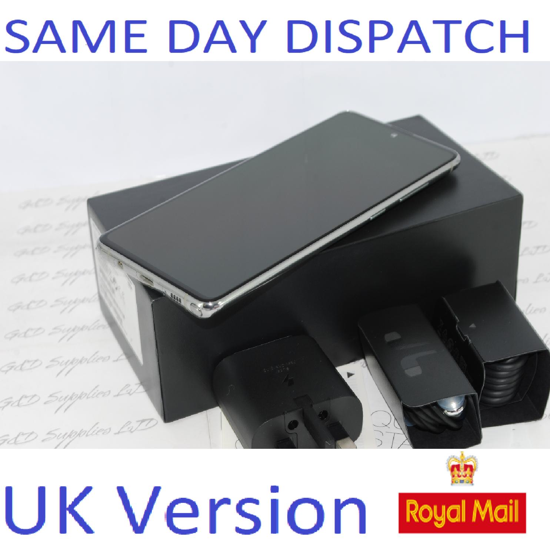 Samsung Galaxy Note 10 Lite 128GB 6GB Ram AURA GLOW Dual Sim Unlocked  UK Version #