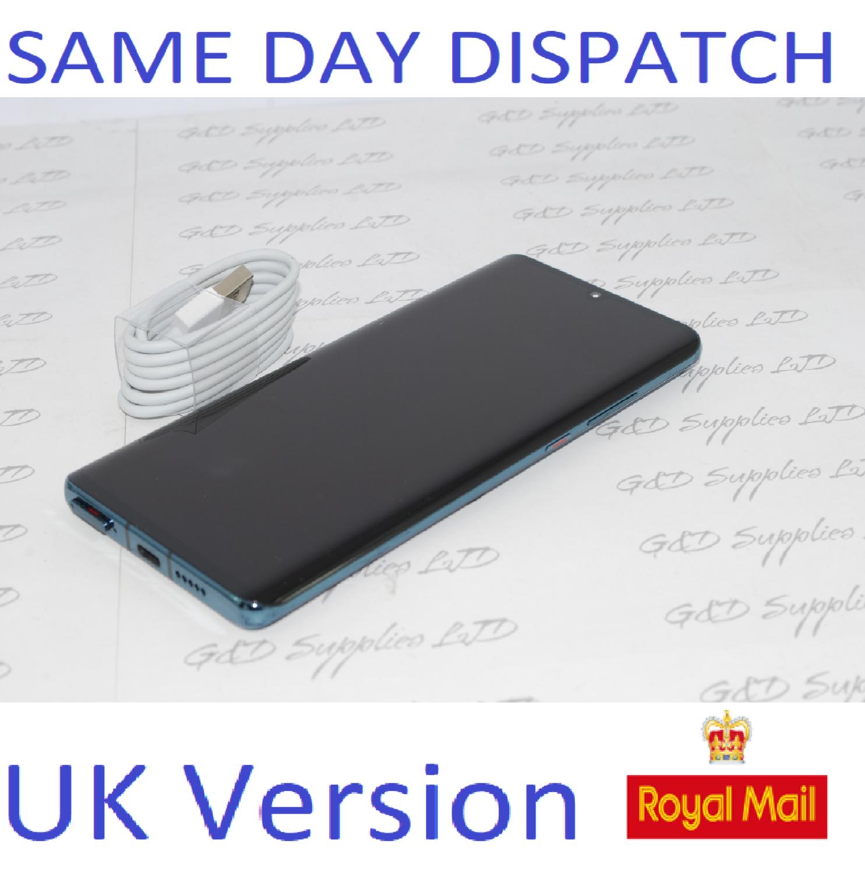 Huawei P30 PRO Single-SIM 128GB Single Sim 8GB UNLOCKED Mystic Blue UK Version NO BOX #
