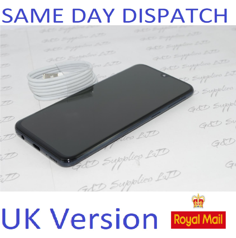 SAMSUNG A40 SM-A405F 64GB 2019 4G LTE DUAL SIM Black NFC Unlocked  UK Version NO BOX