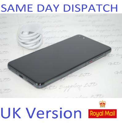 Huawei P40 5G Dual-SIM ANA-NX9 128GB 8GB RAM Black UNLOCKED UK Version NO BOX