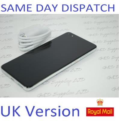 Huawei P40 5G Dual-SIM ANA-NX9 128GB 8GB RAM Silver UNLOCKED UK Version NO BOX