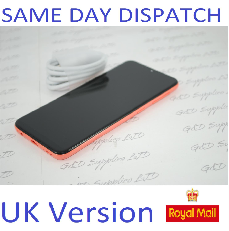 Samsung Galaxy A20e ORANGE Dual Sim 4G Unlocked  dual SIM NFC Smartphone  UK Version NO Box
