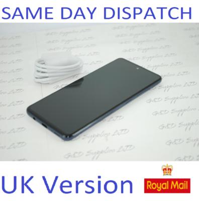 Samsung Galaxy A51 (SM-A515F/DS) - 128GB Prism Crush black Dual Sim UNLOCKED  UK Version NO BOX