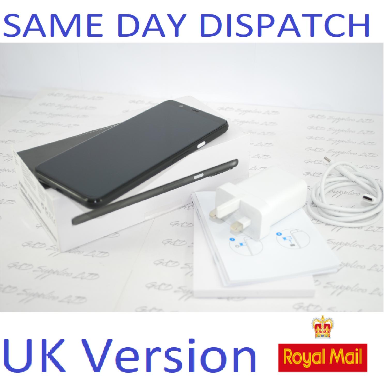 # Google Pixel 4 XL - 64GB - Just Black  Android Mobile Unlocked Phone - UK version