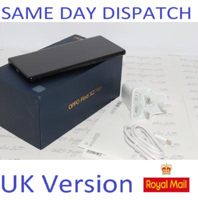 OPPO FIND X2 NEO 5G 256GB  12GB RAM black CPH2009 Unlocked  UK version !