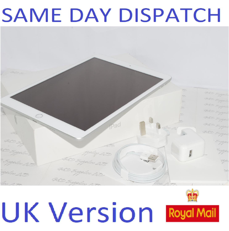Apple iPad 7th Gen. 32GB, Wi-Fi, 10.2 MW752BA Silver UK Version #