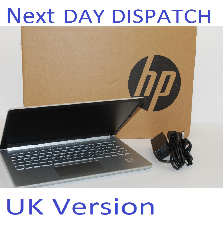 HP Pavilion Laptop 14-ce3606na 512GB i5 LAPTOP Silver UK Stock