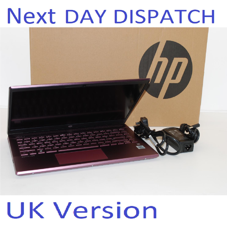 "HP Pavilion 14-CE3602SA 14"" Laptop Intel Core i3 256GB SSD 8GB RAM UK Stock"