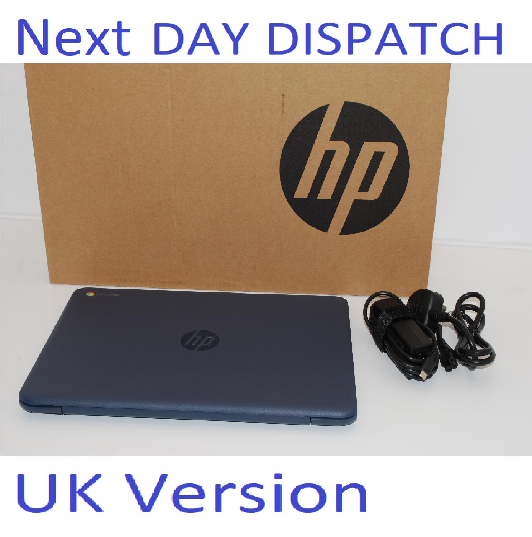 "HP Chromebook 14-db0500sa 14"" Laptop , 4GB RAM, 32GB  Chrome OS UK Stock"