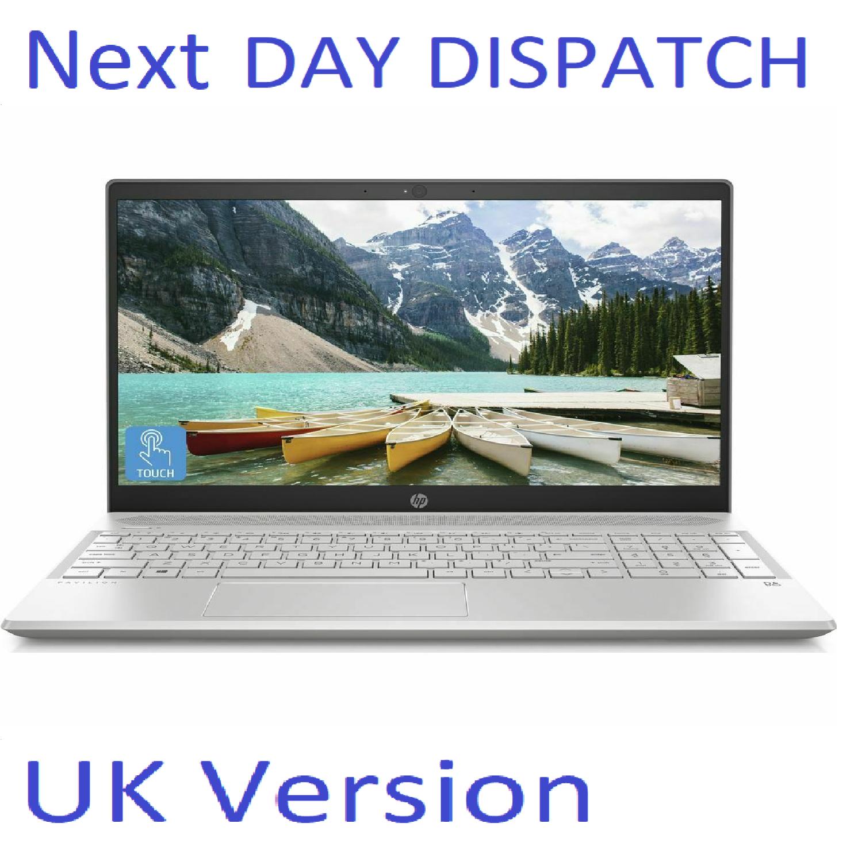 "HP Pavilion 15-CW1500sa 15.6"" Laptop AMD Ryzen 3 4GB RAM 256GB  UK Stock"