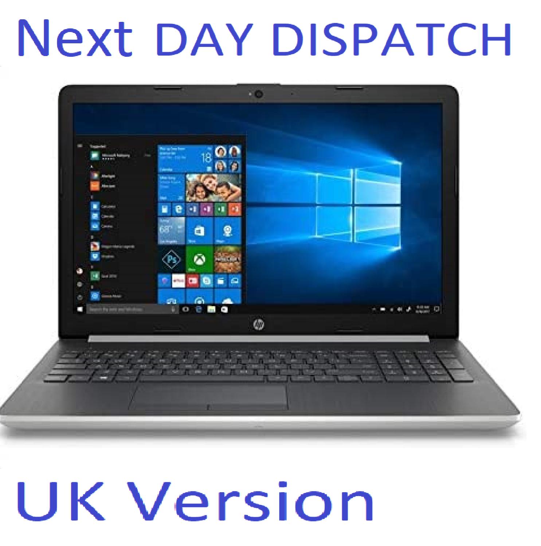 "HP 15-DA0600SA 15.6"" Laptop Intel Core i3 1TB HDD  4GB RAM UK Stock"
