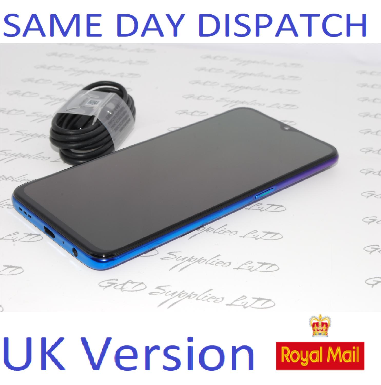 OPPO Reno  Z Dual-SIM CPH1979 4GB Ram 128GB PURPLE Unlocked SIMFree UK version NO BOX