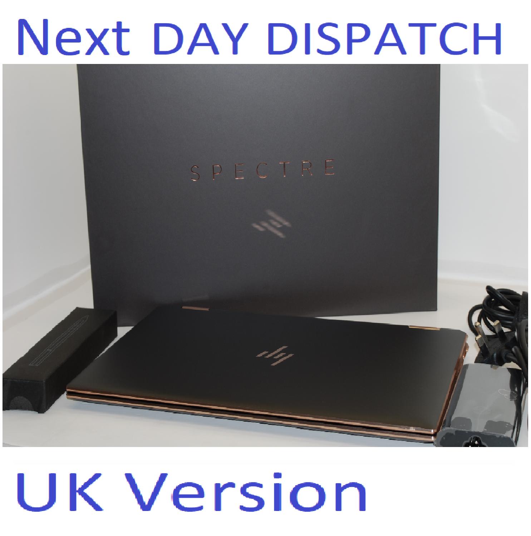 "HP Spectre x360 Convert 15.6"" 4K UHD 15-eb0520na TOUCHSCREEN i7 GTX 1650Ti"