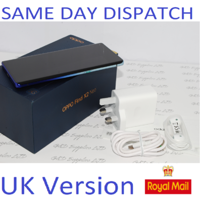 OPPO FIND X2 NEO 5G 256GB  12GB RAM blue CPH2009 Unlocked Play-store UK version !