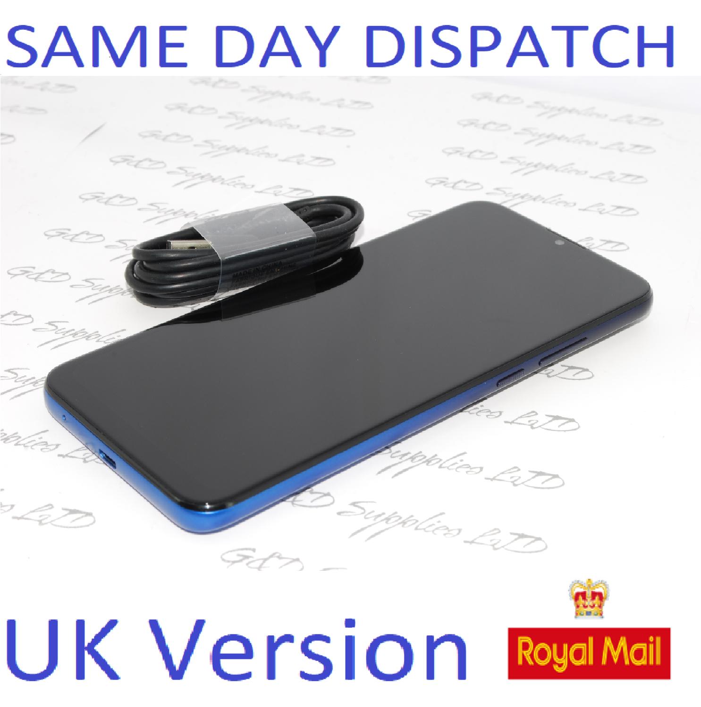 MOTOROLA Moto G8 Power Lite  64GB unlocked Dual-Sim blue UK version NO BOX