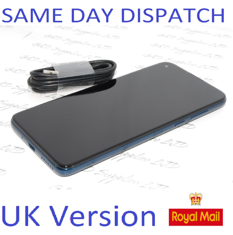 MOTOROLA Moto G8 Power 64GB unlocked Dual-Sim XT2041-3 BLUE UK version NO Box