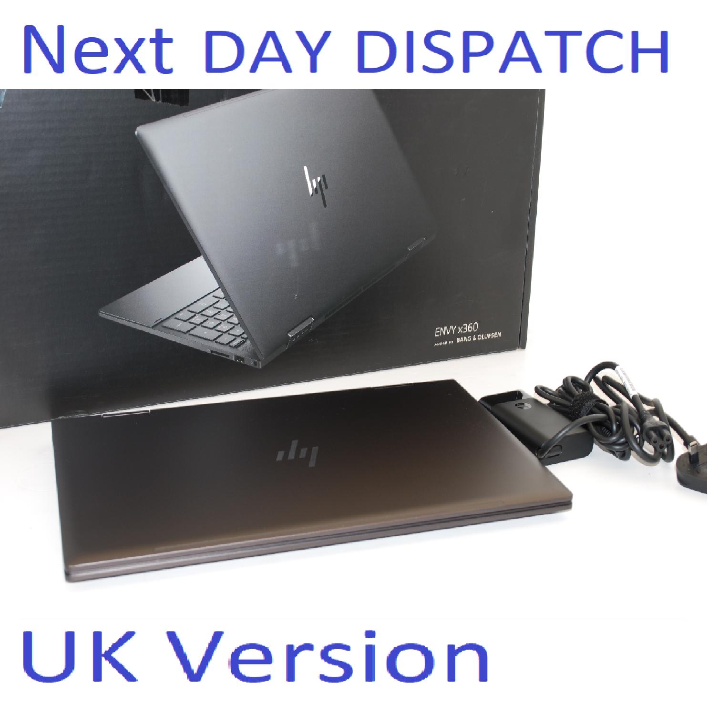 "HP Envy x360, AMD Ryzen 7 4700U, 16GB, 512GB SSD, 15.6"" Touch Laptop - 15-ee0504na"