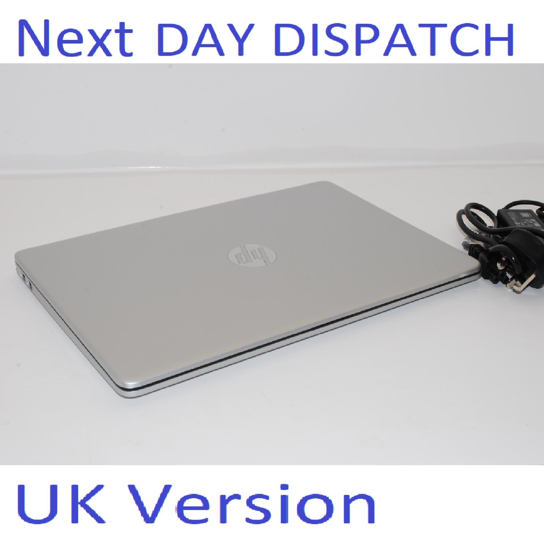 "HP 15s-eq0507sa 15.6"" Full HD Laptop AMD Ryzen 5-3500U. 8GB RAM. 256GB SSD Win10 UK Stock"