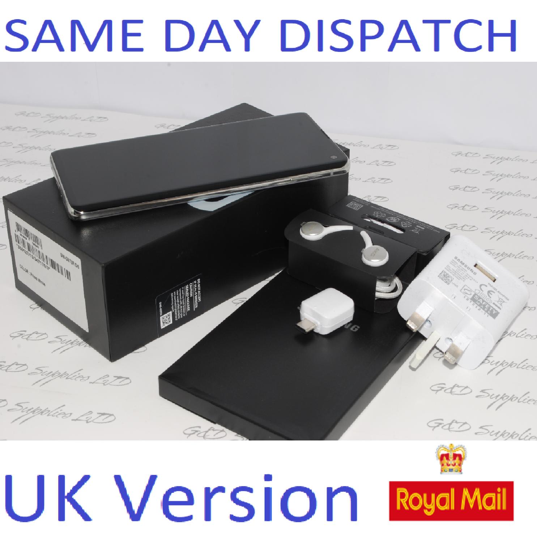 Samsung S10 SM-G973 4G prism White 128GB Dual Sim UNLOCKED  UK Version #