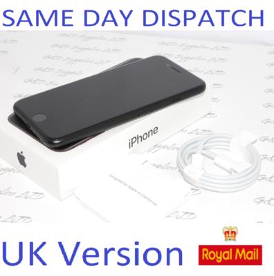 iPhone SE 2nd Gen (2020) unlocked MHGP3B/A 64GB Black UK Version NEW Condition #