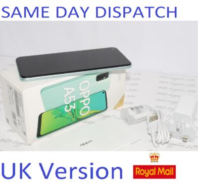 OPPO A53 64GB SIM-free Smartphone 6.5